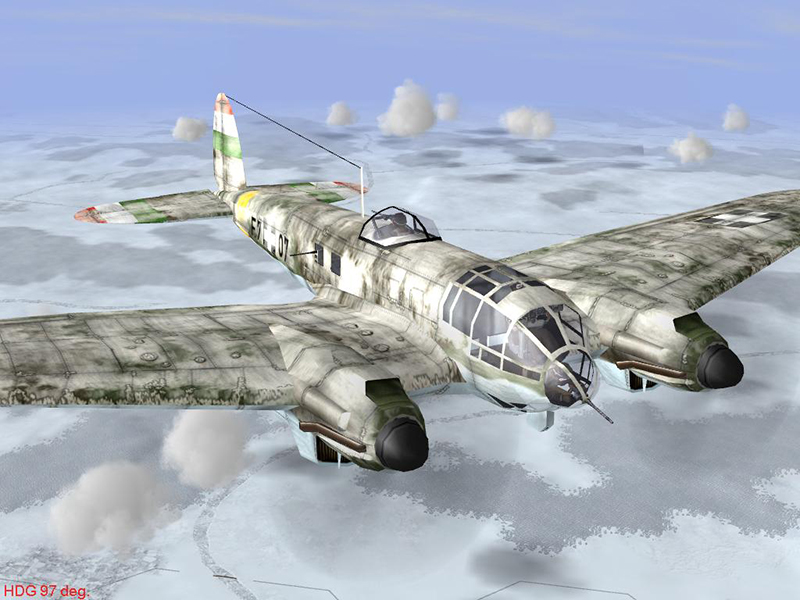 he111 hun F.707 winter by-jutocsa2