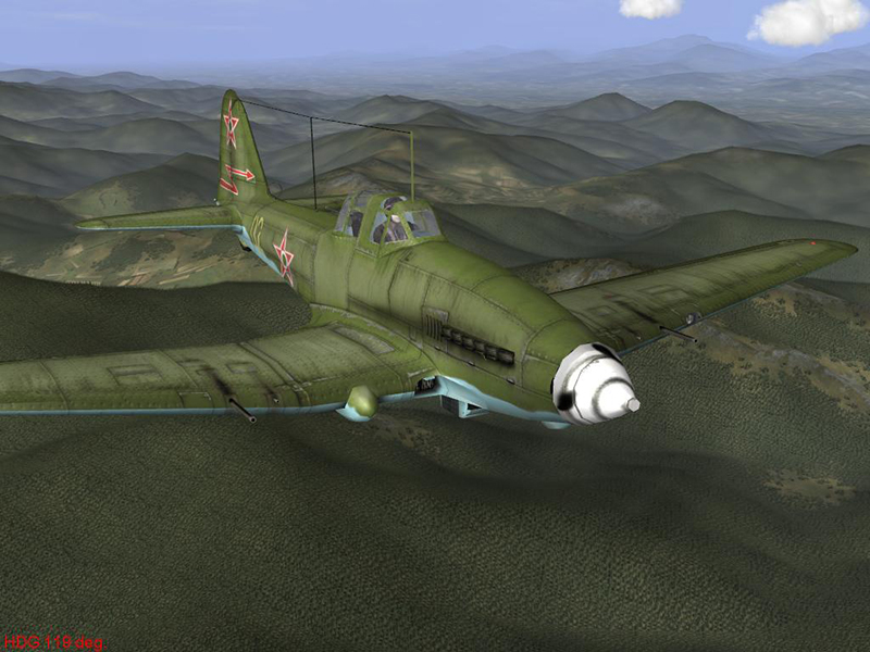 Il10 HUN 02 Sqn-Hungarian Assault Aviation Regiment2