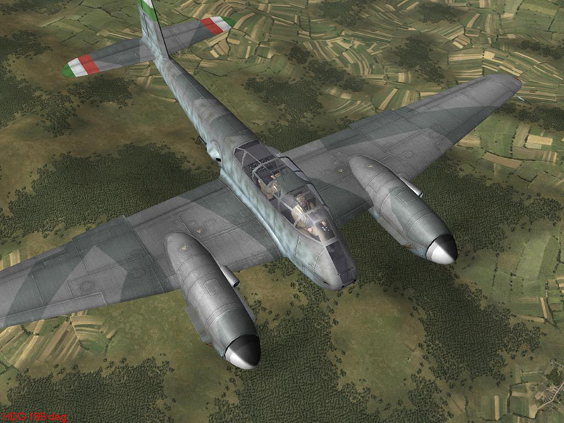 Me210Ca1 HUN Unmarked by-vpmedia2
