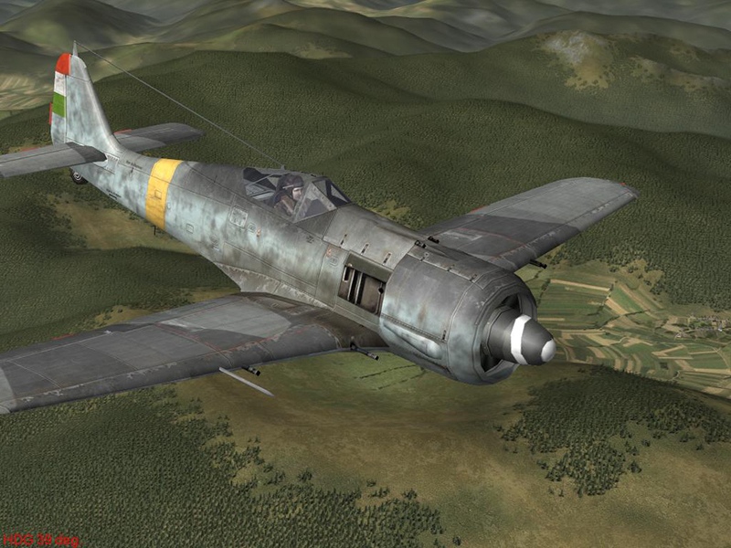 fw190af hun unmarked by-vpmedia2